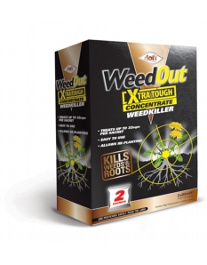 Doff WeedOut Extra Tough Concentrated Weedkiller 2 Sachet