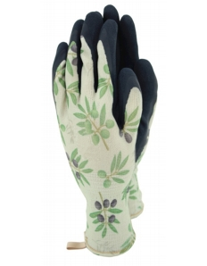 Town & Country Mastergrip Pattern Olive Glove Medium