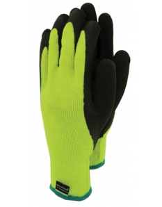 Town & Country Mastergrip Thermal Lemon Glove Large