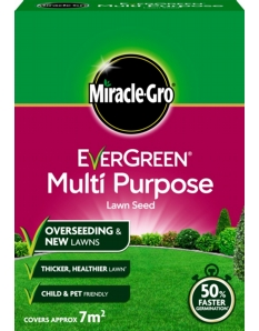 Miracle-Gro Multi Purpose Grass Seed 210gm