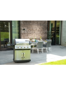 Landmann Miton PTS 4.1 Burner Gas Barbecue Stainless Steel