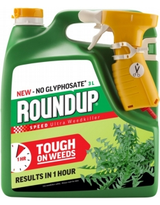 Roundup Speed Ultra Weedkiller 3L