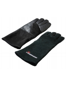 Landmann Leather Barbecue Gloves