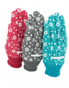 Town & Country Ladies Triple Pack Teal, Grey & Red