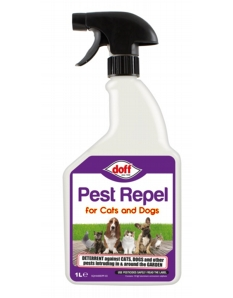 Doff Pest Repeller Cats/Dogs 1L RTU