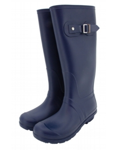 Town & Country The Burford Wellies Navy Size 6