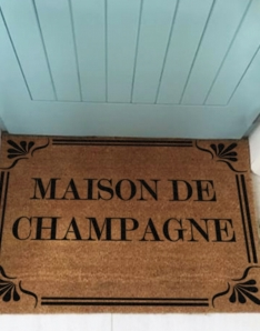 Country Home Maison De Champagne Extra Large Doormat