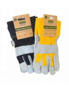 Town & Country Rigger Gloves Twin pack
