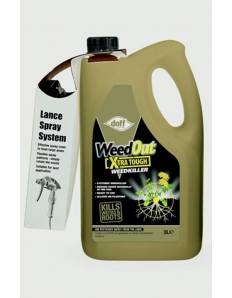 Doff Weedout Extra Tough 3L RTU