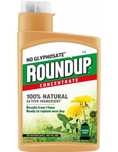 Roundup Natural Weed Control Concentrate 1L