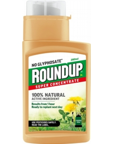 Roundup Natural Weed Control Concentrate 280ml