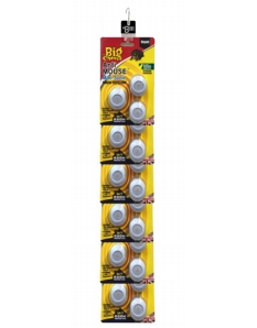 The Big Cheese Mini Sonic Mouse Repellent Pack 3 Clip 12