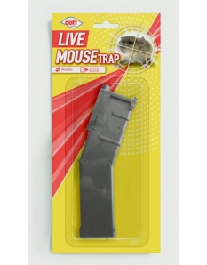 Doff Live Mouse Trap Catch & Release