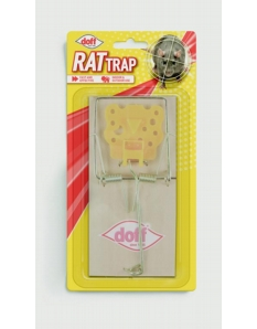 Doff Wooden Rat Trap